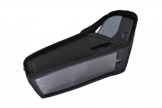 Verifone X990 Case side view screen