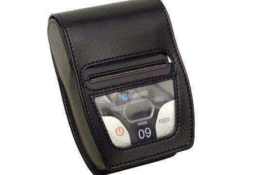 woosim wsp r240 case mobile printer front view