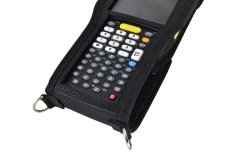 Zebra MC3300 case detail keyboard