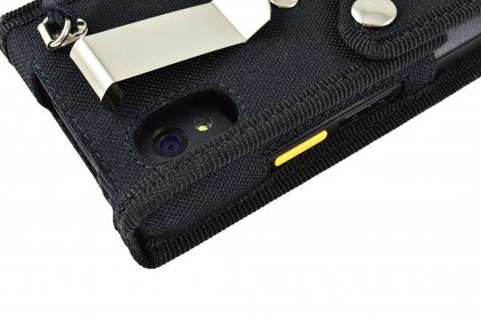 Zebra TC21 TC26 Case camera hole