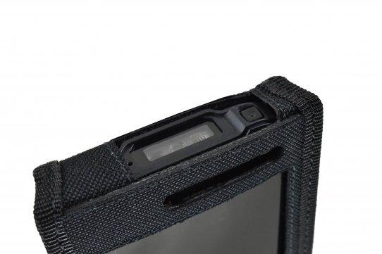 Zebra TC21 TC26 Case scanner detail