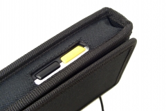 zebra tc70 tc75 case Motorola Symbol left side view