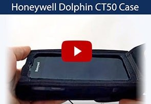 Video Honeywell Dolphin CT50 Case