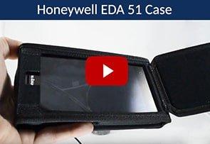 Video Honeywell EDA 51 Case