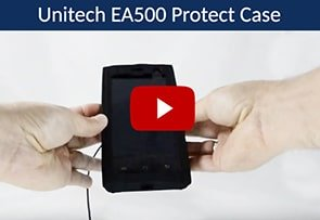 Video Unitech EA500 Protection case