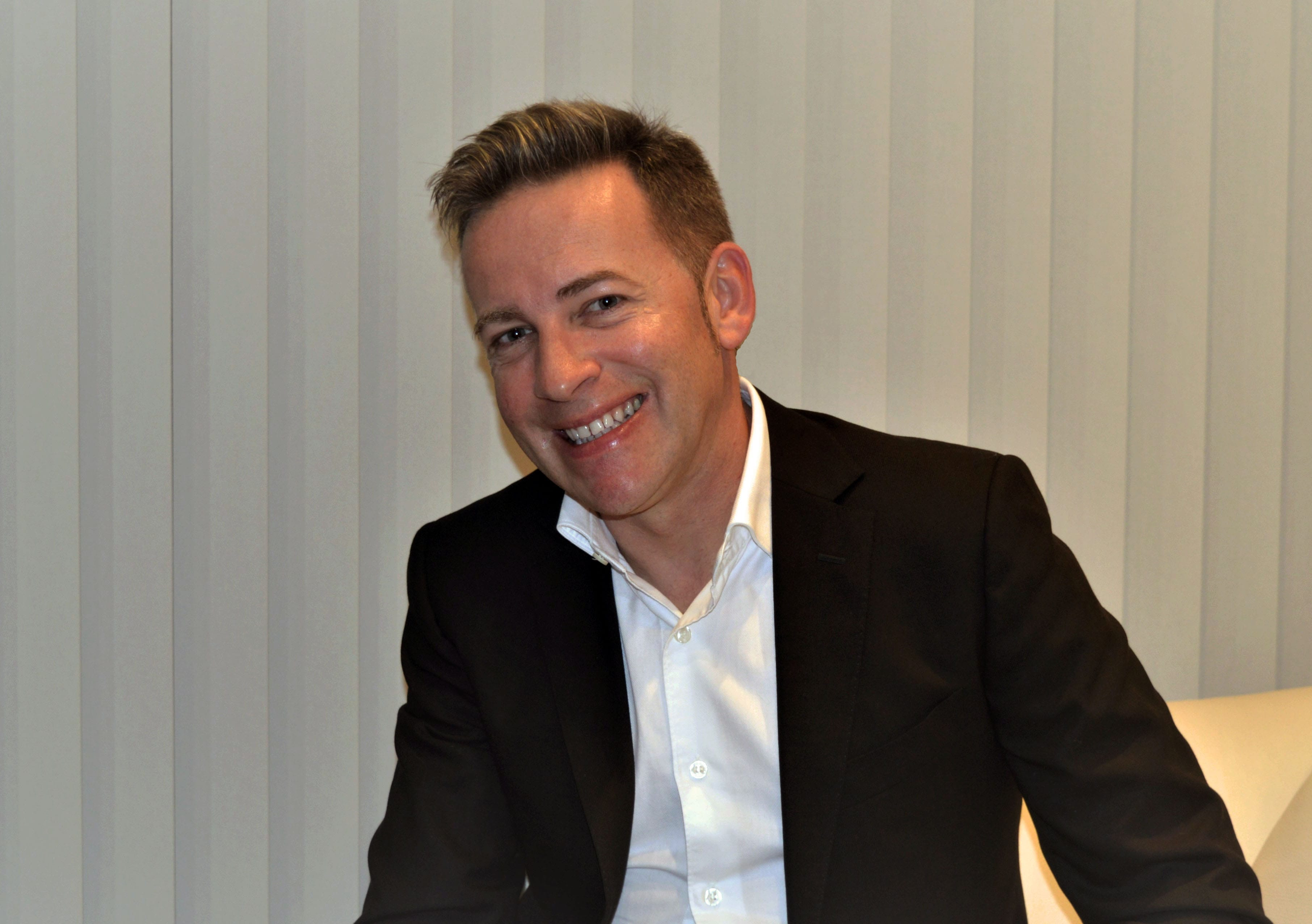 Francis Martínez Manager of Melgar