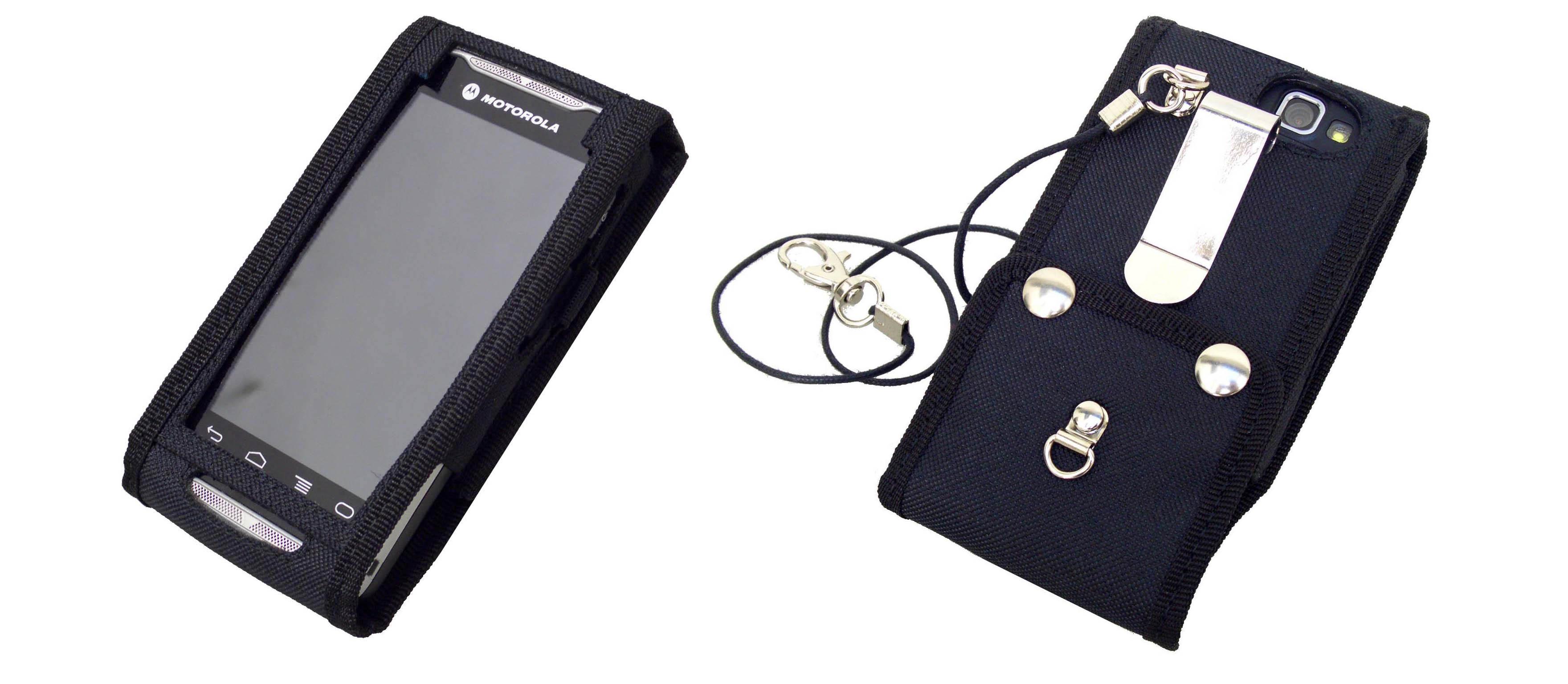 Nylon case for Motorola TC55